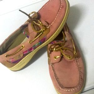 Sperry Top Sider boat shoes size 7